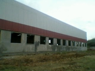 Warehouse Construction
